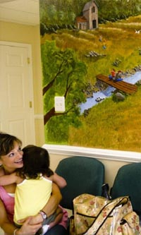 Piedmont Pediatrics Waiting Room